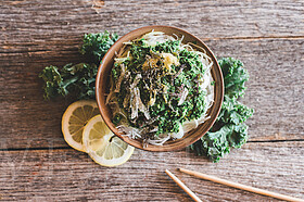Asian Seaweed Bowl