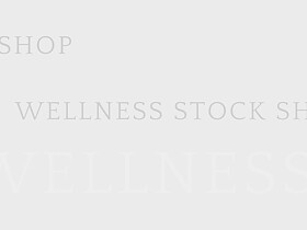 Wellness Stock Shop http://wellnessstockshop.com