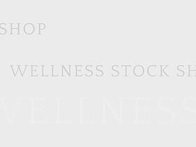 Wellness Stock Photo by Sash Photography http://wellnessstockshop.com